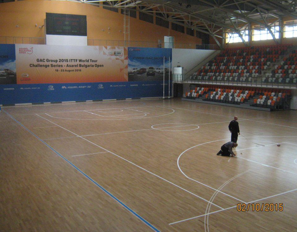 Панагюрище спортна Зала (2)